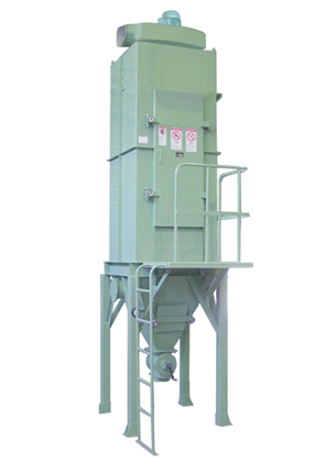 NBF-1HE Dust collector (Leg type)
