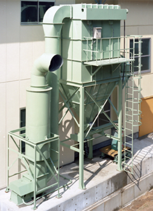 NBF-20 Dust collector (Putting a fun down type)